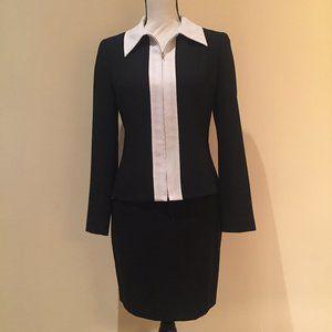 Vintage Hugo Buscati Collection 2 Piece Skirt Suit